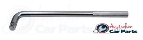 """/""""L/"""" Shape Handle 3//4/"""" Dr 18/"""" T /& E Tools 25618 socket bar Long"""