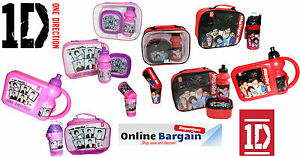 Image is loading Kids-Girls-One-Direction-1D-Lunch-Bag-or-  sc 1 st  eBay & Kids Girls One Direction 1D Lunch Bag or Lunch Box Set with Water ... Aboutintivar.Com