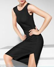WOLFORD LOUISE DRESS BLACK SIZE 38, UK 10, USA 6-8, RRP £445, New in box
