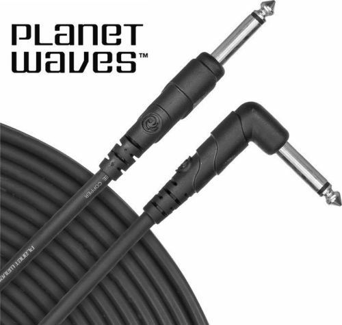 P//N: PWCGTRA10 Planet Waves 10/' Classic Guitar Lead Right Angle//Straight Jack