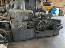 Monarch Model 612 Manual Engine Lathe 1960 Tailstock Steady Rests Tool Post