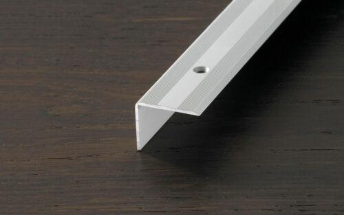 zum schrauben PROLINE Länge:*100 cm PROSTEP Winkelprofil 25 x 10 Bodenbeläge