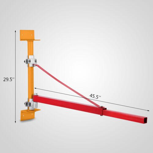 Elektro-Hebezeug Schwinge 300~600kg Schwenkarm Gerüststange Electric Hoist Arm