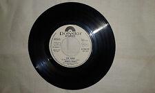 """Gloria Gaynor / Renato Pareti -Disco Vinile 45 giri 7"""" Edizione Promo Juke Box"""
