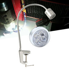 Led Work Light Lamp 5w Adjustable For Lathe Cnc Milling Sewing Machine Long Arm