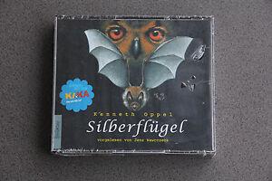 Kenneth-Oppel-Silberfluegel-Hoerbuch-Maerchen-Fabel-Fantasy