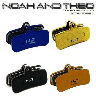N/&t Tektro hd e500 e520 e525 e530 e715 Mira sailing ceramic brake pads