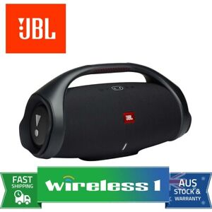 JBL Boombox 2 Portable Wireless Bluetooth Speaker - Black