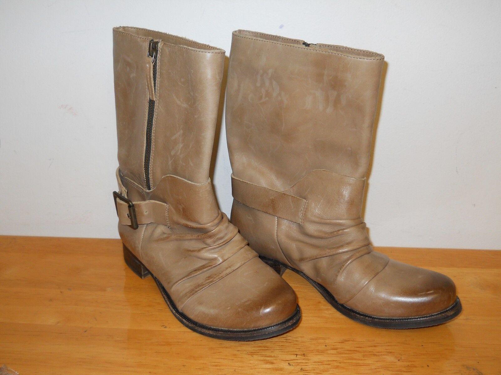 Vince Camuto NEU Damenschuhe Shada Light Braun Stiefel 6 M Schuhes NWOB