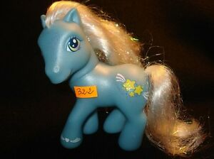 MON PETIT PONEY *my little pony N°322 starbeam 2002