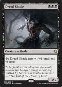 4x-Dread-Shade-MTG-Dominaria-NM-Magic-Regular