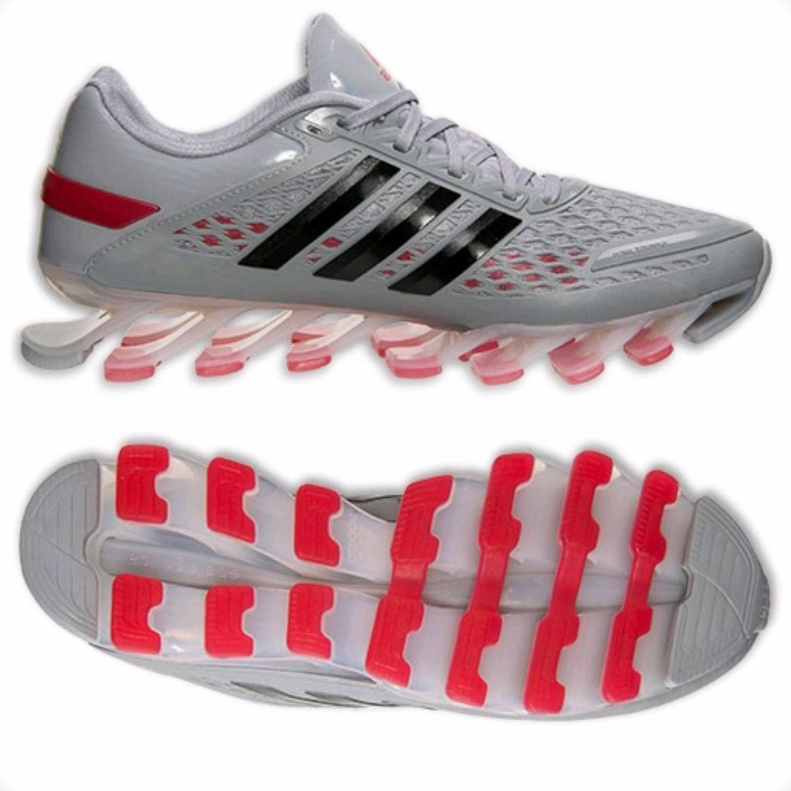 Adidas SPRINGBLADE RAZOR Running Shoe Ignite gym drive megabounce Trainer~Men 11