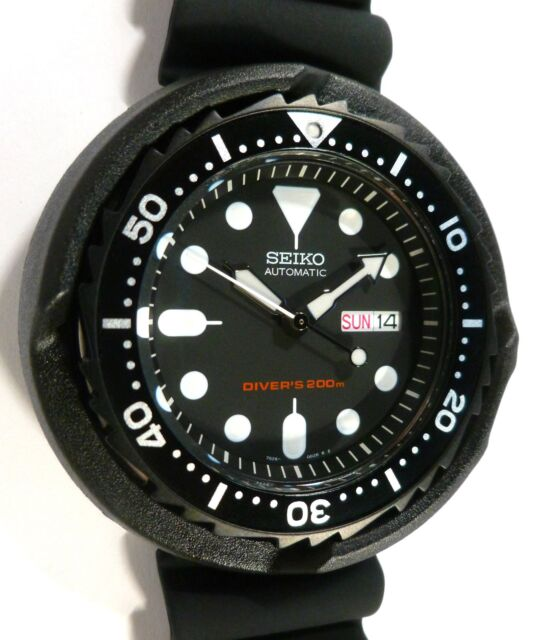 Seiko Diver's Custom Automatic Mens Watch SKX007 - BABY MARINEMASTER - NEW