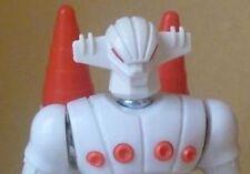 Micronauti testa(repro)Head custom JEEG ROBOT FORCE COMMANDER VERSION micronauts