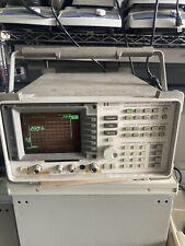 Hp Agilent Keysight 8590b Portable Spectrum Analyzer10khz 18ghzopt 010 021