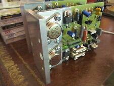Quad UK Made 405-2 Amp Amplificador Módulo Board M12565.7 Estructura de aleación de montaje del PWB