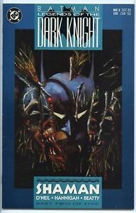 Batman-Legends-of-the-Dark-Knight-1989-series-2-near-mint-comic-book