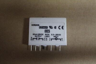 CRYDOM E46203 LR38595 MODULE INPUT 4.5-30VDC OUTPUT 50MA 30VDC