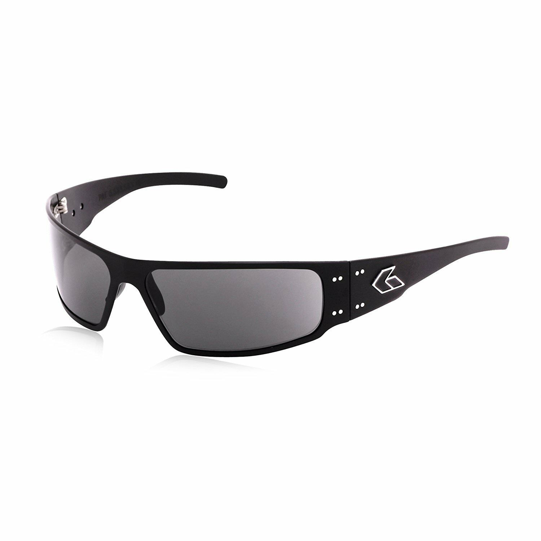 nouveau Gatorz Magnum Sunglasses Metal Aluminum with Frame Military Tactical Style
