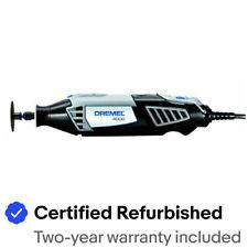 Dremel 4000 120V Variable Speed Rotary Multi-Tool Kit 4000-DR-RT 2 Year Warranty
