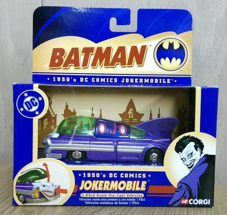 Corgi 77304 batman dc comics 1   43 jahre jokermobile