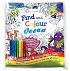 Find & Colour: Bag Collection by QED Publishing (Paperback, 2015)