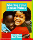 Sharing Time and Assemblies by Max De Boo (Paperback, 1993)