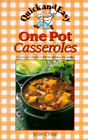Quick and Easy One Pot Casseroles by Jean Conil (Paperback, 1996)