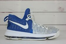 check out fde9f 9375d item 2 Nike KD 9 Home Men s White Blue Sz 7.5 Basketball Shoes 843392-411  -Nike KD 9 Home Men s White Blue Sz 7.5 Basketball Shoes 843392-411