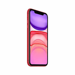 Apple-iPhone-11-256GB-PRODUCT-RED-rot-ohne-Simlock-Sofort-verfuegbar-Neu-amp-OVP