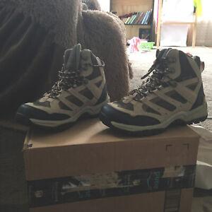 LL Bean Womens Boots Hiking Tek 2.5 Size 8.5 Medium