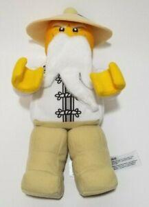 LEGO Ninjago 853765 Master Wu Minifigure Plush BRAND NEW With Tags