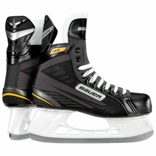 Bauer Supreme 140 Ice Skates Youth; 7.0; Width R