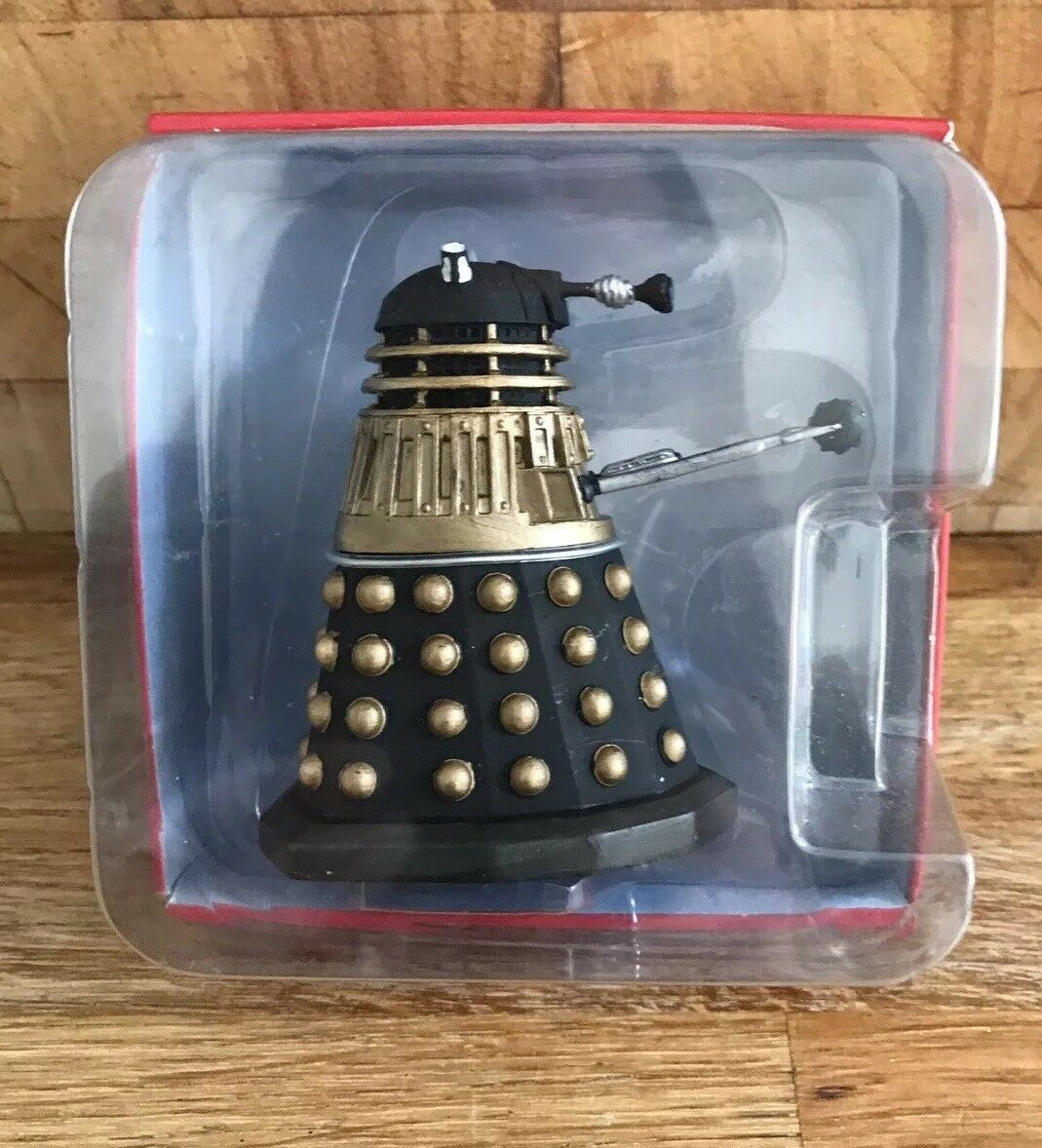 DOCTOR DR WHO Imperial Guard Rare Dalek 5 Figure Figurine Eaglemoss