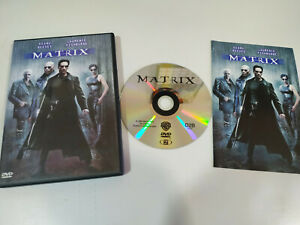 Matrix-Keany-Reeves-Laurence-Fishburne-DVD-Extras-Espanol-English