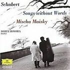 Franz Schubert - : Songs Without Words (1996)