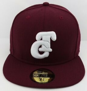 TOMATEROS DE CULIACAN 59FIFTY Fitted Cap Hat Mexican Pacific league ... 71c82798dd4