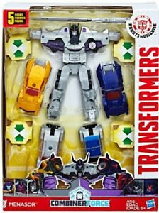 Transformers Robots In Disguise Combiner Force Figure d'action Menasor 630509523771