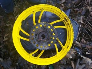 Yamaha-RD250LC-4L1-RD-LC-Rear-Wheel