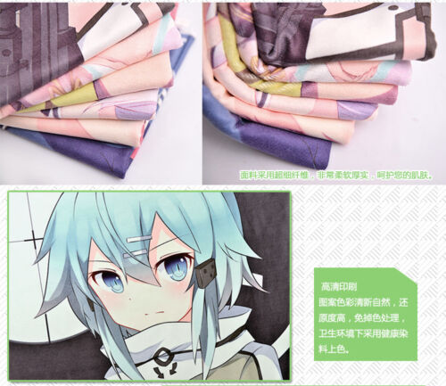 Bath Towel DIY Birthday Gift Oversize Anime Azur Lane Cos Comfort 70×140cm #X6