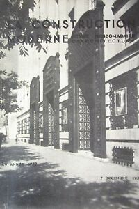 Architecture-Magazine-Construction-Modern-No-12-of-1933-Bank-National-Fair-Trade