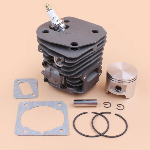 45mm Nikasil Plated Cylinder Kit For Jonsered 2153 2152 2149 2147 2150 2145 Saw