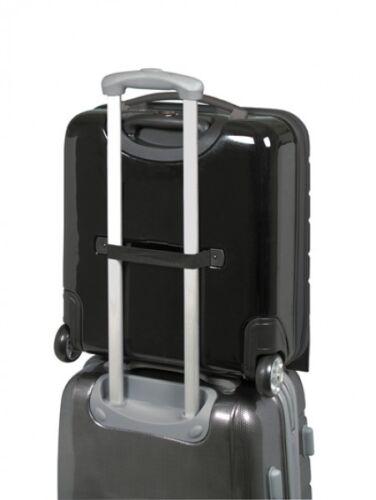 Business Trolley,Laptopkoffer,hochw Polycarbonat,2 Farben,von FIHA-Promotion