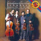 Schubert: Quartet No. 15, D.887; Mozart: Adagio & Fugue K.546 (CD, Apr-2013, Sony Classical)