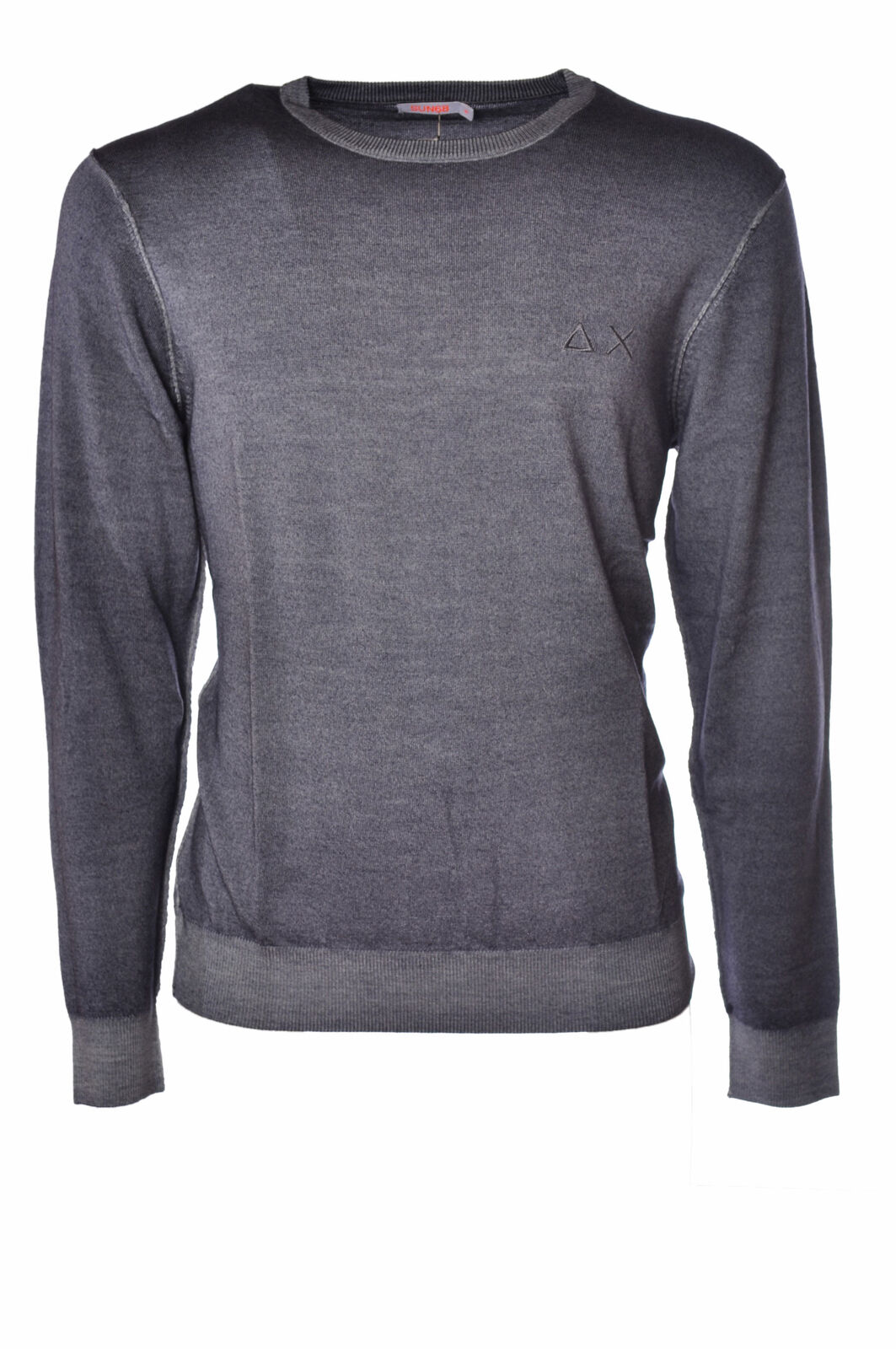 Sun 68  -  Sweaters - Male - Grau - 2514226N173357