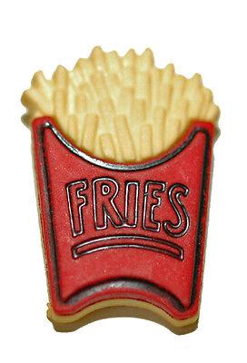 023 Jazzworks,LLC Fun French Fries Tie Tack