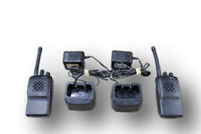 2 Vertex Vx 210 Vx210 Uhf Radios 16ch 450 480