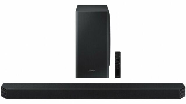 Samsung HW-Q900T series 9, Soundbar 7.1.2 Ch 406W Dolby Atmos Wireless Subwoofer