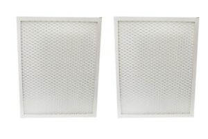100PK-20x25x1-AC-Furnace-HVAC-Air-Filters-w-Electrostatic-Tech-MPR-2200-MERV-13