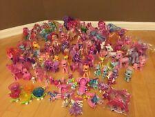 110 Large Lot My Little Pony Lot 2002 2004, 2006, 2007, 2008,2010,